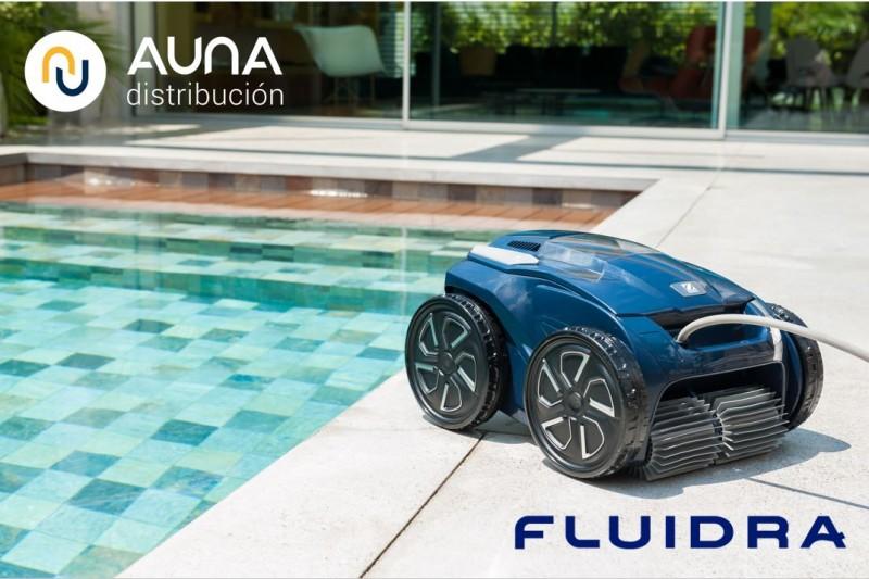 Fluidra - Introducción al mundo de la cloración salina y de la limpieza automática