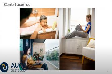 CONFORT ACÚSTICO EN EDIFICIOS CTE DB HR - INSTALACIONES DE EVACUACIÓN