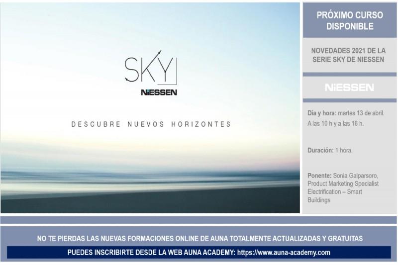 Novedades 2021 serie SKY de Niessen_16h